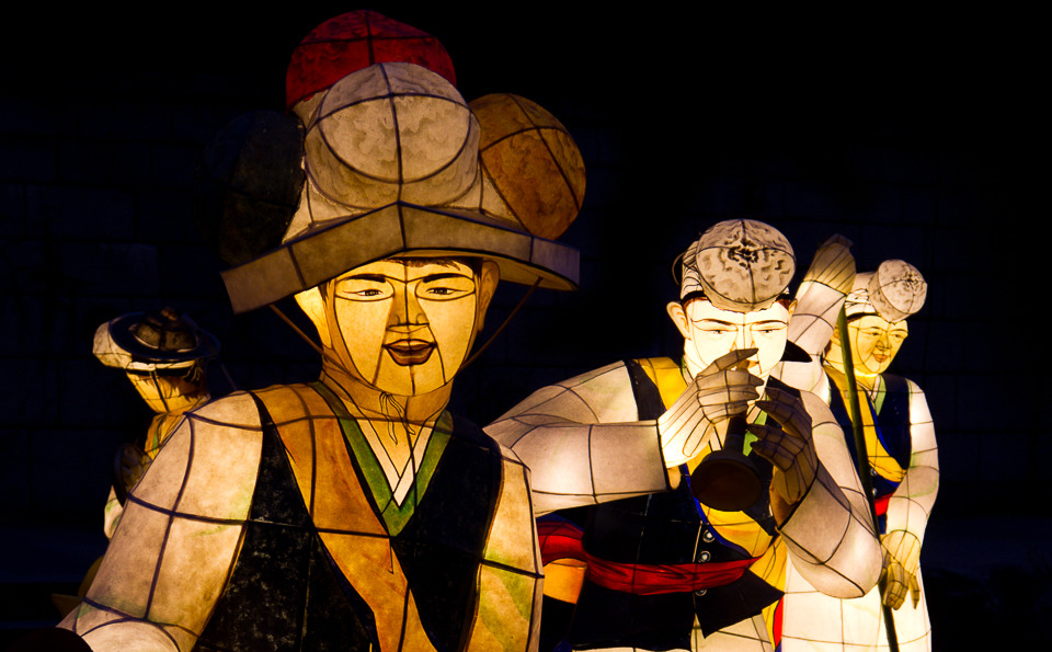 How to Photograph a Lantern Festival