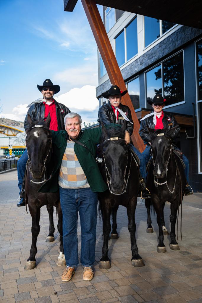 Kamloops Mounted Patrol