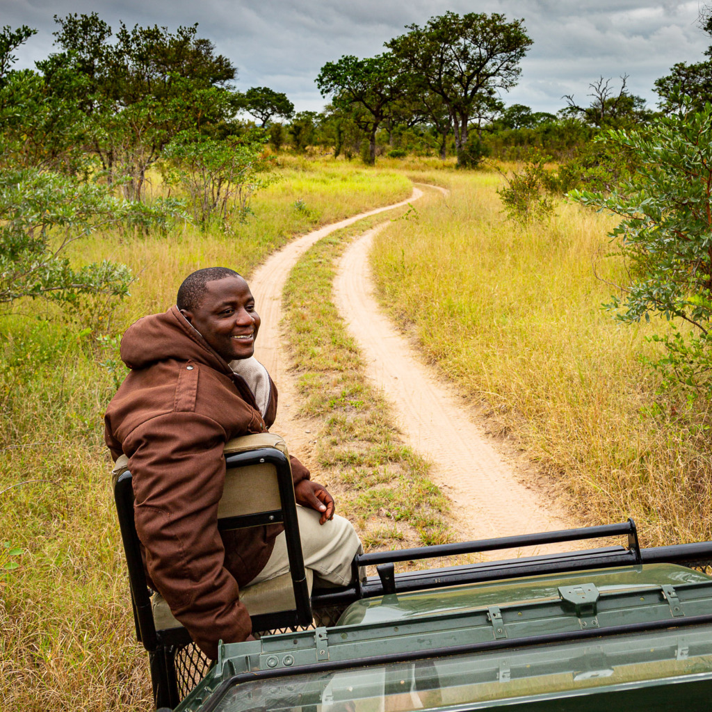 you need a tracker on safari in South Africa