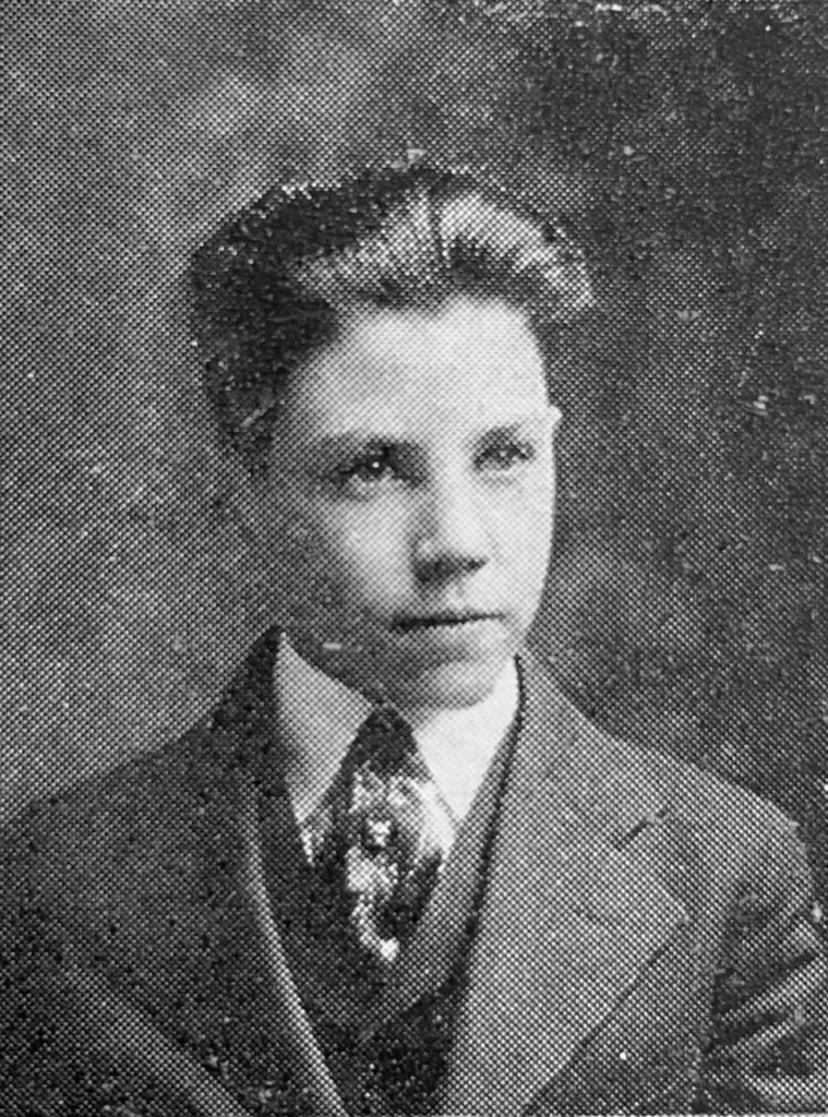 photo from 1915 year book