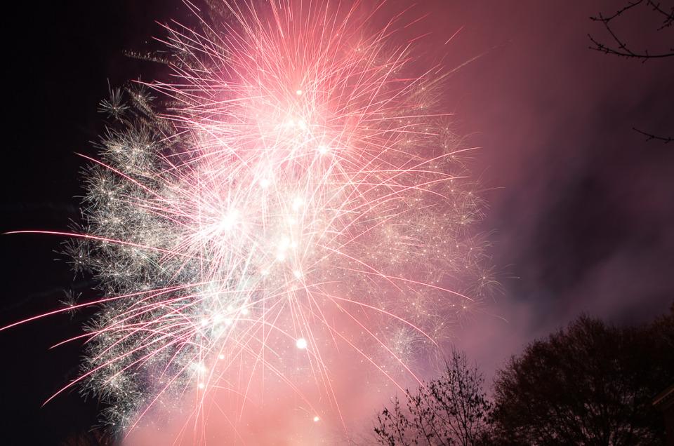 Shooting Photos of Fireworks
