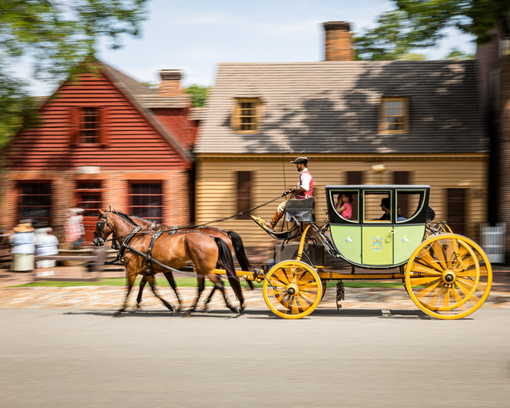 travel again to see horses and carriages